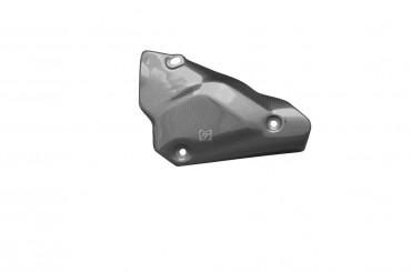 Carbon Auspuffverkleidung für Ducati 1098 / 1198 / 848 Carbon+Fiberglas Leinwand Glossy Carbon+Fiberglas | Leinwand | Glossy