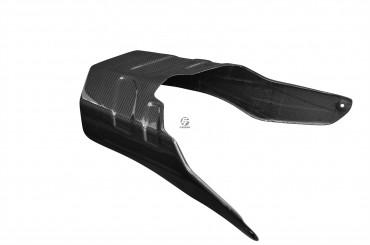 Carbon Auspuffverkleidung für Ducati 749 / 999