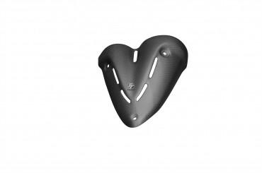 Carbon Auspuffverkleidung für Ducati Diavel 2010-2013