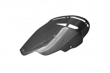 Carbon Auspuffverkleidung für Ducati Multistrada 1200 / 1200S 2010-2014
