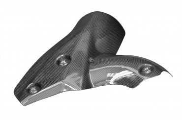 Carbon Auspuffverkleidung für Ducati Streetfighter 2009-2015