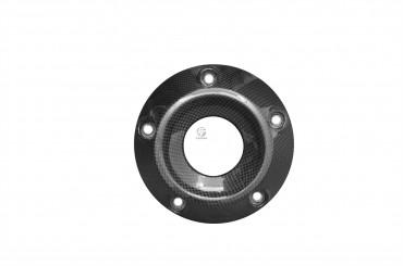 Carbon Auspuff Verkleidung für Yamaha Tmax 530