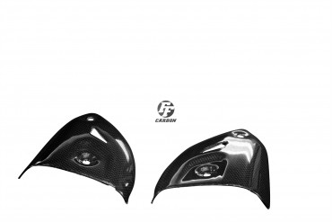 Carbon Auspuffverkleidung Termignoni Slip-on für Ducati Panigale 899 / 959 / 1199 / 1299