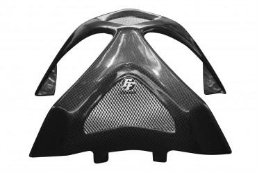 Carbon Auspuffverkleidung für Suzuki B-King 1300 2007-2011