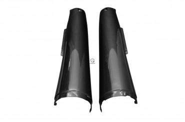 Carbon Auspuffverkleidung für Yamaha MT-01