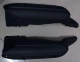 Carbon Auspuffverkleidung Oben für Yamaha YZF-R1 2009-2014