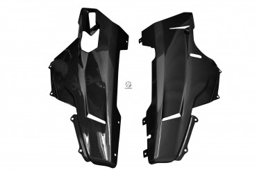 Carbon Bugspoiler für Ducati 1098 / 1198 / 848