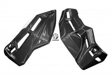 Carbon Bugspoiler für Kawasaki Z900 2017-2019 Carbon+Fiberglas Leinwand Glossy Carbon+Fiberglas | Leinwand | Glossy