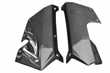 Carbon Bugspoiler für MV Agusta F3