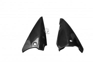 Carbon Bugspoiler für Suzuki GSX-S 1000 Carbon+Fiberglas Leinwand Glossy Carbon+Fiberglas   Leinwand   Glossy