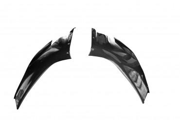Carbon Bugspoiler geschlossen 1 Teil SBK Version für Ducati Panigale 1199