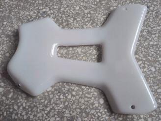 Carbon Bugspoiler Mittelteil für Yamaha MT-01