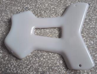 Carbon Bugspoiler mittleres Teil für Yamaha MT-01