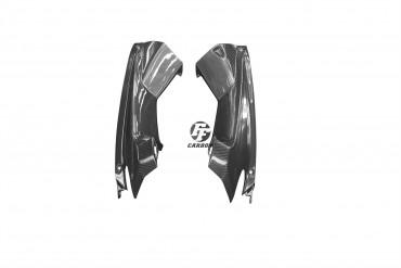 Carbon Cockpit Innenverkleidung für Aprilia RSV 4 RR/RF 2015- Carbon+Fiberglas Köper Glossy Carbon+Fiberglas | Köper | Glossy