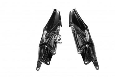 Carbon Cockpit Innenverkleidung für Triumph Tiger 800