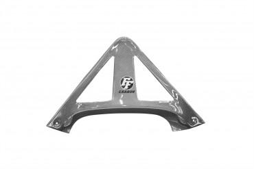 Carbon Dreiecksrahmen Ölkühlerabdeckung für Triumph Sprint ST 1050 05- 09