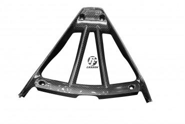 Carbon Dreiecksrahmen Ölkühlerabdeckung für Yamaha YZF-R1 2004-2006
