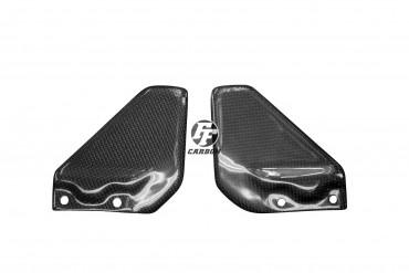 Carbon Fersenschützer für Aprilia Mille 1998-2003 Carbon+Fiberglas Leinwand Glossy Carbon+Fiberglas | Leinwand | Glossy
