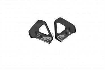 Carbon Fersenschützer für Aprilia RSV 1000 R 2003-2006 Carbon+Fiberglas Leinwand Glossy Carbon+Fiberglas | Leinwand | Glossy