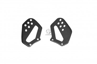 Carbon Heel Guards for BMW S1000RR