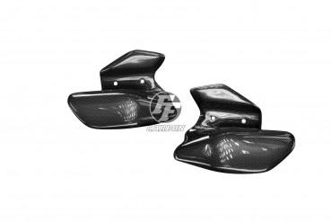 Carbon Fersenschützer für Ducati Monster 900 / S2R / 1000 / 750 / 620 / 695