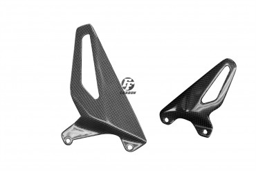 Carbon Fersenschützer für Ducati Panigale V4