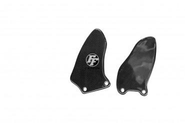 Carbon Fersenschützer für Honda VTR SP1