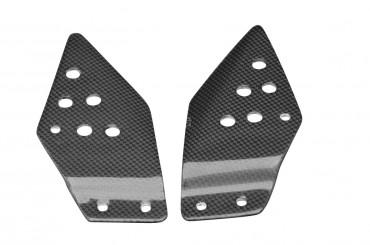 Carbon Fersenschützer für Kawasaki Z750/R 2007-2012 / Z1000 2007-2009