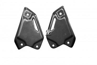 Carbon Fersenschützer für Kawasaki Z900 2017- Carbon+Fiberglas Leinwand Glossy Carbon+Fiberglas | Leinwand | Glossy