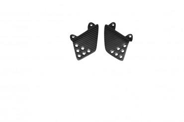 Carbon Fersenschützer für Kawasaki ZRX 1100 1999-2001 / ZRX 1200 2001-2007