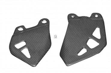 Carbon Fersenschützer für Kawasaki ZX-10R 2011-2018