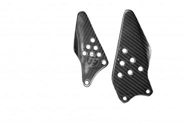 Carbon Fersenschützer für Kawasaki ZX-6R 2007-2008