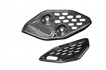 Carbon Fersenschützer für Yamaha MT-03