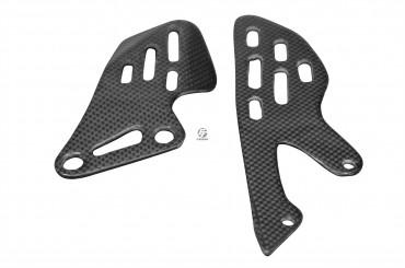 Carbon Fersenschützer für Yamaha YZF-R1 2009-2014