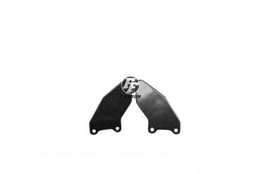 Carbon Fersenschützer Tuning 9,1 x 5,4cm für BMW S1000RR 2010-
