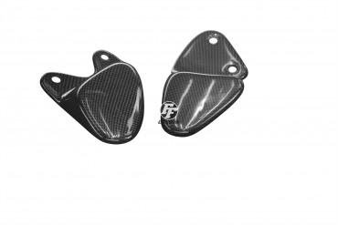 Carbon Fersenschutz für Aprilia GS/RS 125 93-05