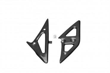 Carbon Fersenschützer für Buell 1125 R/CR