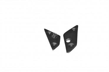 Carbon Fersenschützer für YAMAHA FZ-6 FAZER S2 07- 08/FZ-6 S2 07-08