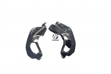 Carbon Frontverkleidung Seitenteile für Ducati Multistrada 1200 / 1200S 2010-2014
