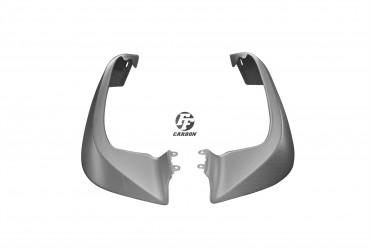 Carbon Front Seitenverkleidung für Ducati Multistrada 1200 2015- Carbon+Fiberglas Leinwand Matt Carbon+Fiberglas | Leinwand | Matt