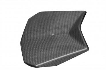 Carbon Frontverkleidung MIttelteil für HUSQVARNA Nuda 900 / R 2012 - 2013