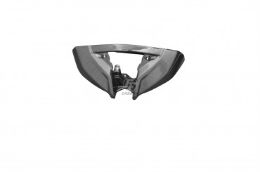 Carbon Cockpitverkleidung für MV Agusta Brutale 800 Dragster Carbon+Fiberglas Leinwand Glossy Carbon+Fiberglas | Leinwand | Glossy
