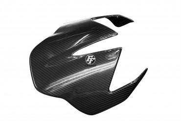 Carbon Frontverkleidung für Aprilia DorsoDuro 750 Carbon+Fiberglas Köper Glossy Carbon+Fiberglas | Köper | Glossy