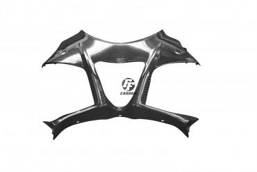 Carbon Frontverkleidung für Aprilia RSV 4 RR/RF 2015- Carbon+Fiberglas Köper Glossy Carbon+Fiberglas | Köper | Glossy