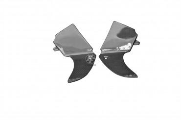 Carbon Frontverkleidung für BMW K1200S Carbon+Fiberglas Leinwand Glossy Carbon+Fiberglas | Leinwand | Glossy