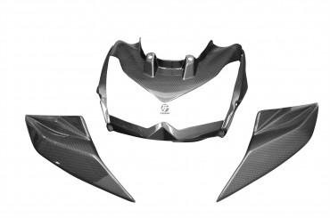 Carbon Frontverkleidung für Kawasaki Z1000 2010-2013