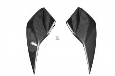 Carbon Frontverkleidung Mittelteil für Kawasaki Z1000 2010-2013