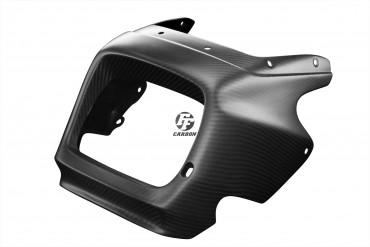 Carbon Frontverkleidung ohne Lufteinlass für Kawasaki ZRX1200 ZRX1100