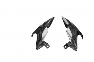 Carbon Frontverkleidung Seitenteile für Kawasaki Z900 2020-