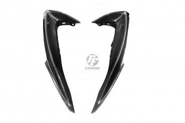 Carbon Frontverkleidung Seitenteile für Yamaha YZF-R1 2020-